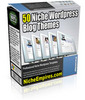 Thumbnail 50 Niche Wordpress Blog Themes