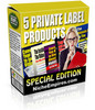 Thumbnail 5 Private Label Products - SPECIAL
