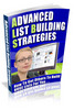 Thumbnail Advanced List Building Strategies