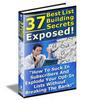 37 Best List Building Secrets