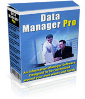 Product picture Data Manager PRO