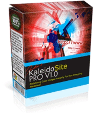 Product picture KaleidoSite PRO