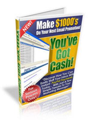 Product picture Youve got Cash