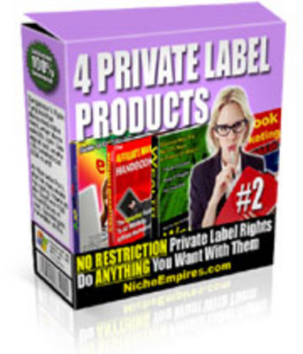 Product picture 4 Private Label Products Volume #2