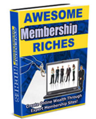 Product picture Awesome Membership Riches